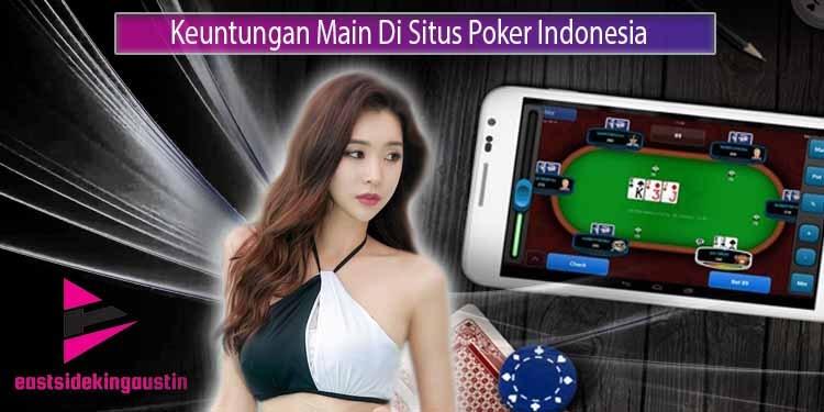 Profit Dari Situs Poker Online Di Indonesia Yang Berkualitas